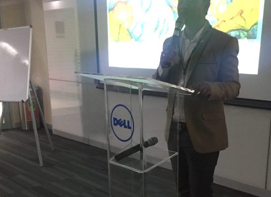 Stress Buster Session by Amarantos at Dell