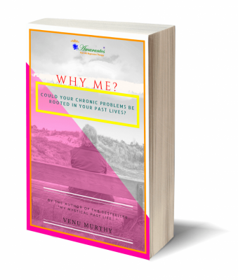 """Why Me?"" Is the Latest Book from Amarantos to help you get insights into your age-old issues. It is based on real life case studies at Amarantos."