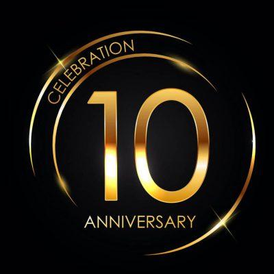 Amarantos 10 years excellence in PLRT