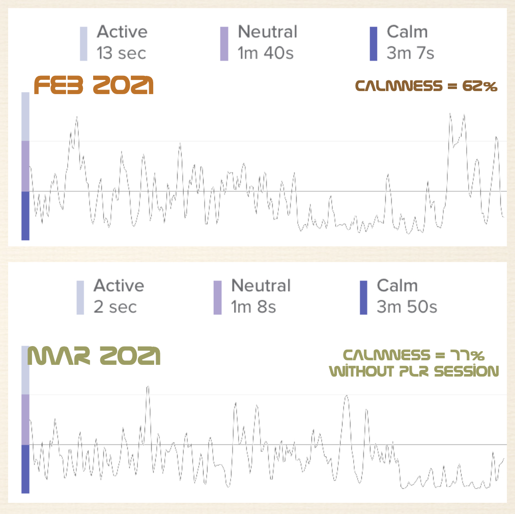 Evidence of EEG for Long Term Healing Through Past Life Regression Therapy